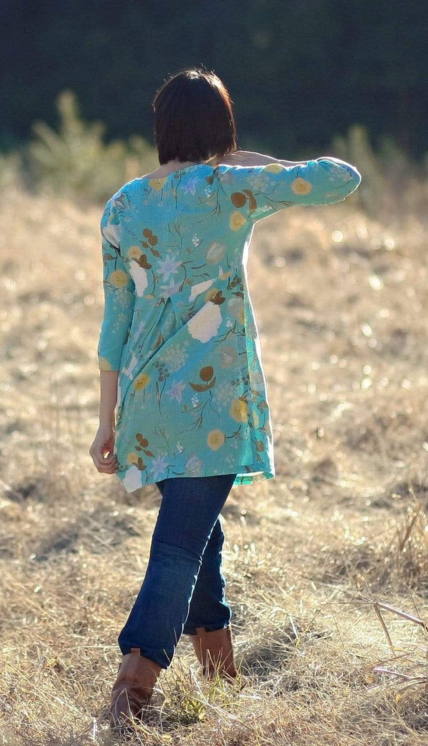 Schoolhouse Tunic, Sew Liberated