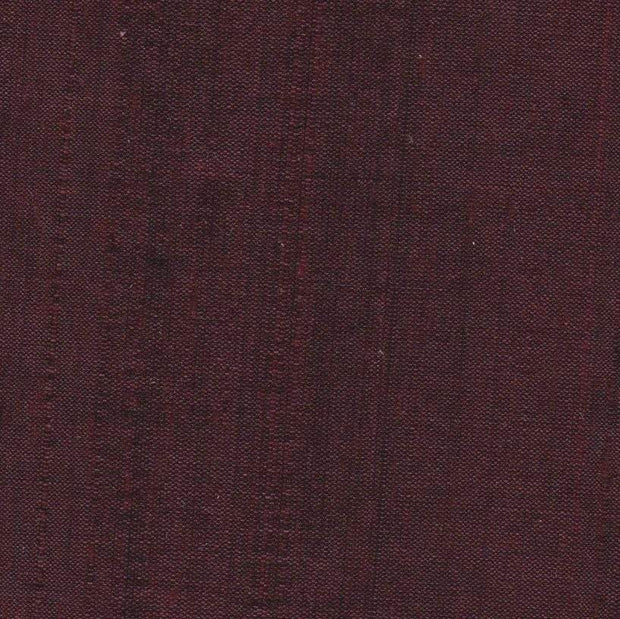 Silk Dupioni Ruby
