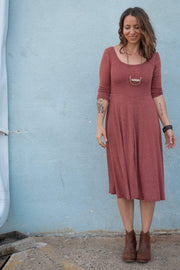 Stasia Dress & Tee, Sew Liberated