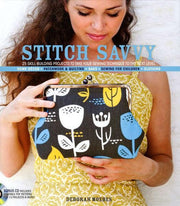 Stitch Savvy by Deborah Moebes