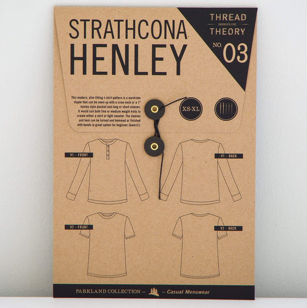 Strathcona Henley and T-shirt, Thread Theory