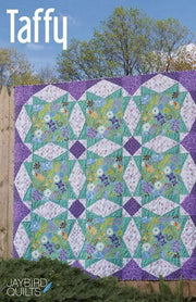 Taffy Quilt, Jaybird Quilts