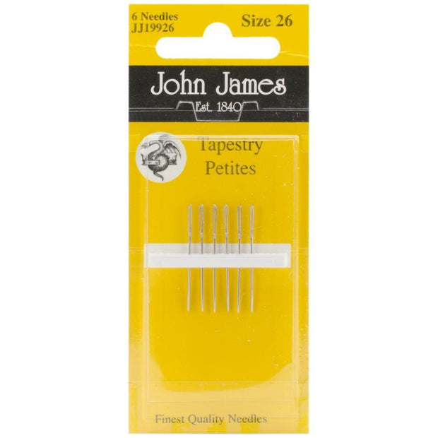 Tapestry Petite Size 26, 6 Count, John James