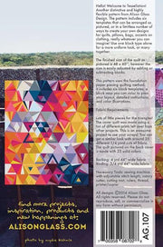 Tessellation, Alison Glass, Quilt Pattern