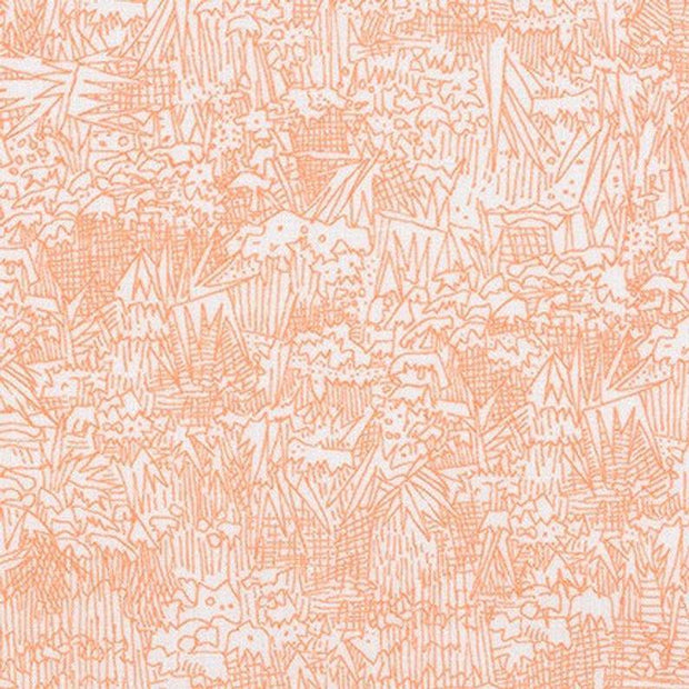 "Texture Cantaloupe by Carolyn Friedlander - 108"" Wide Backing"
