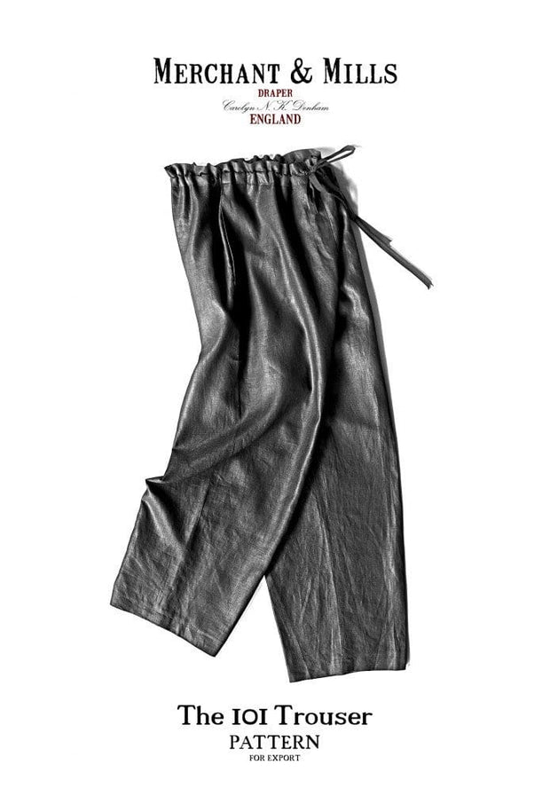 The 101 Trouser, Merchant & Mills