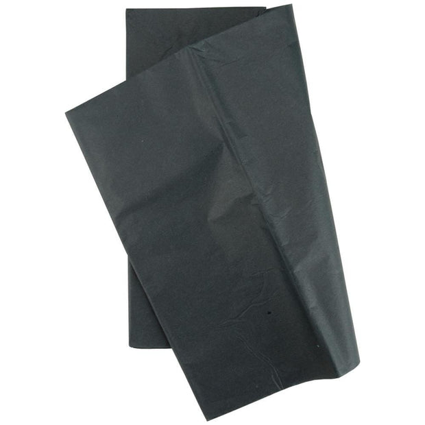 Tissue Paper Pack in Black