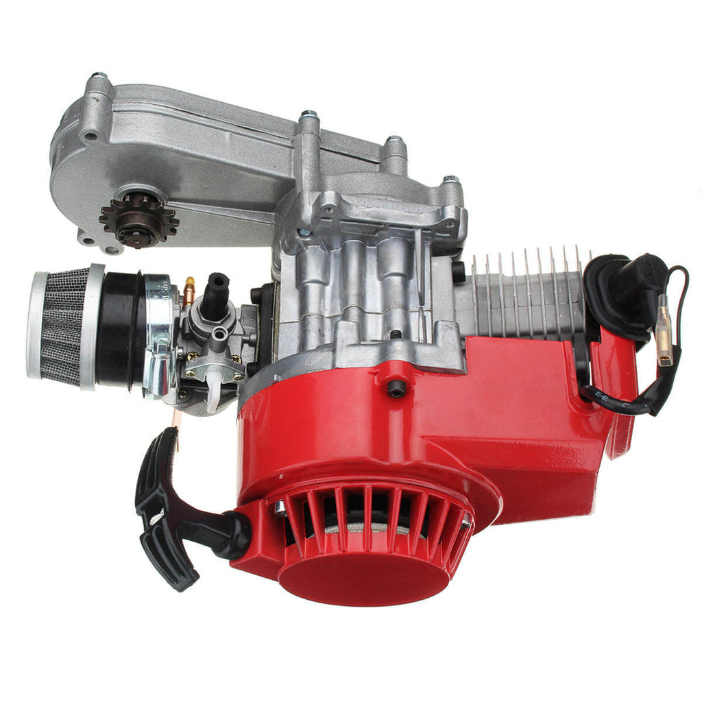 DirtMoto™ 2 Stroke Engine with Transmission for Mini Moto Dirt Bike