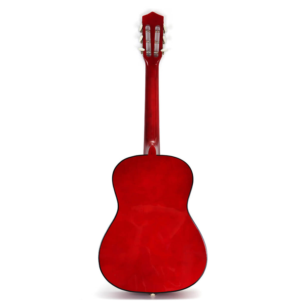 AcousticBoy™ Guitar for Beginner with Case, Strap, Tuner, Pick, Strings