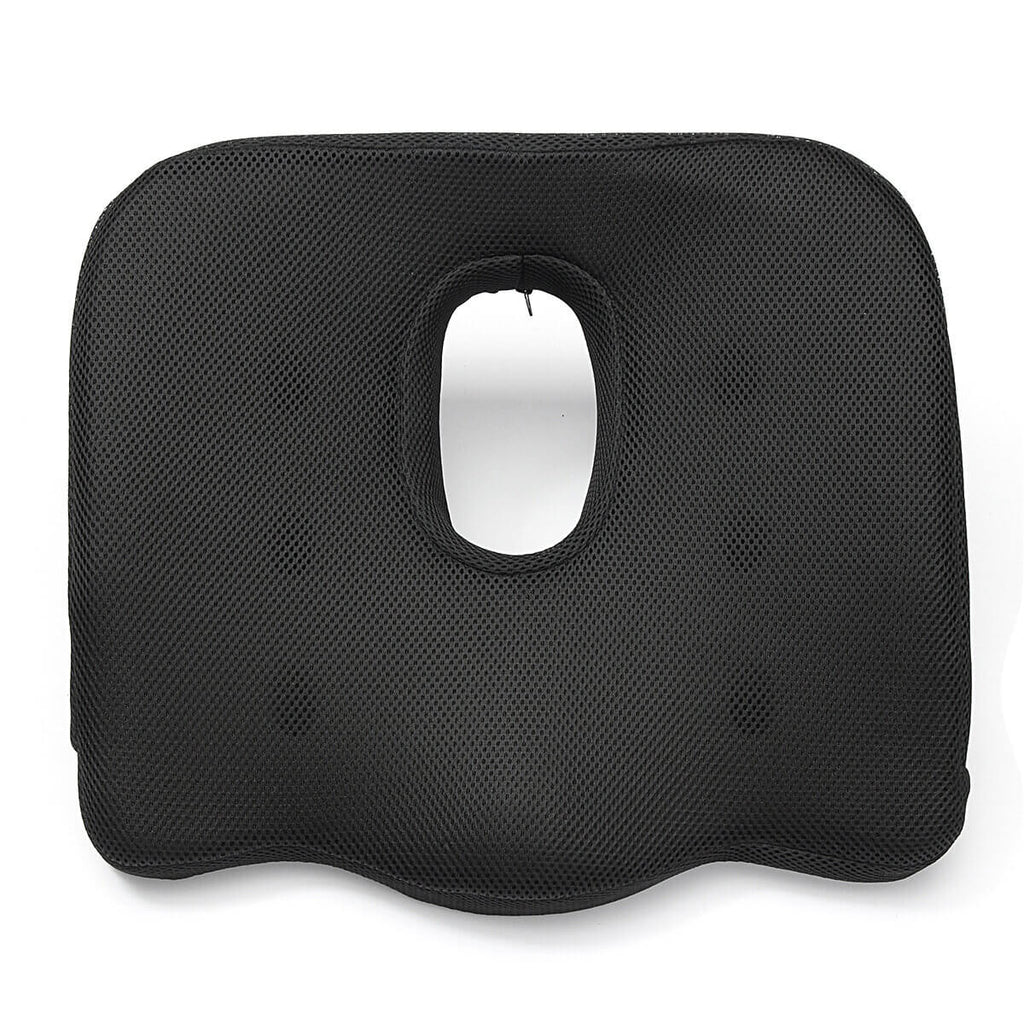 Bargainova™ Coccyx Seat Cushion with Memory Foam for Car and Office Chair