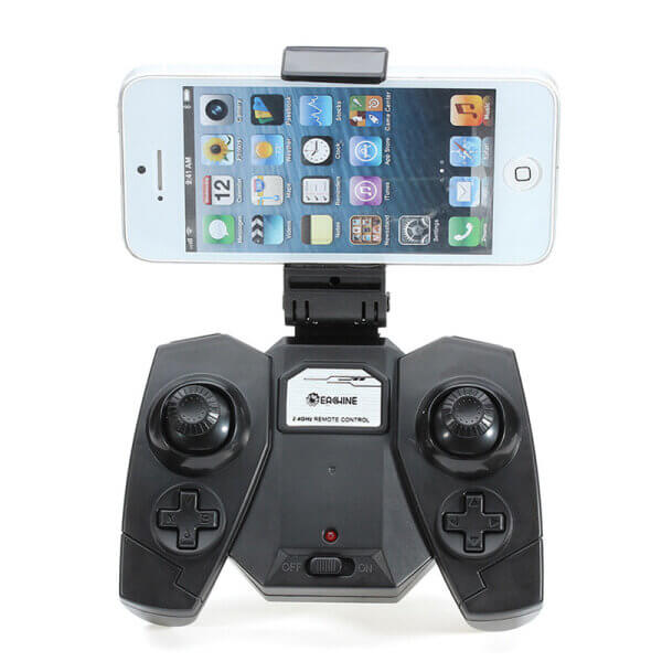 Bargainova™ Remote control Foldable Mini Drone with HD Camera