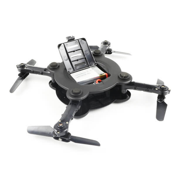 Bargainova™ Foldable Mini Drone with HD Camera Battery