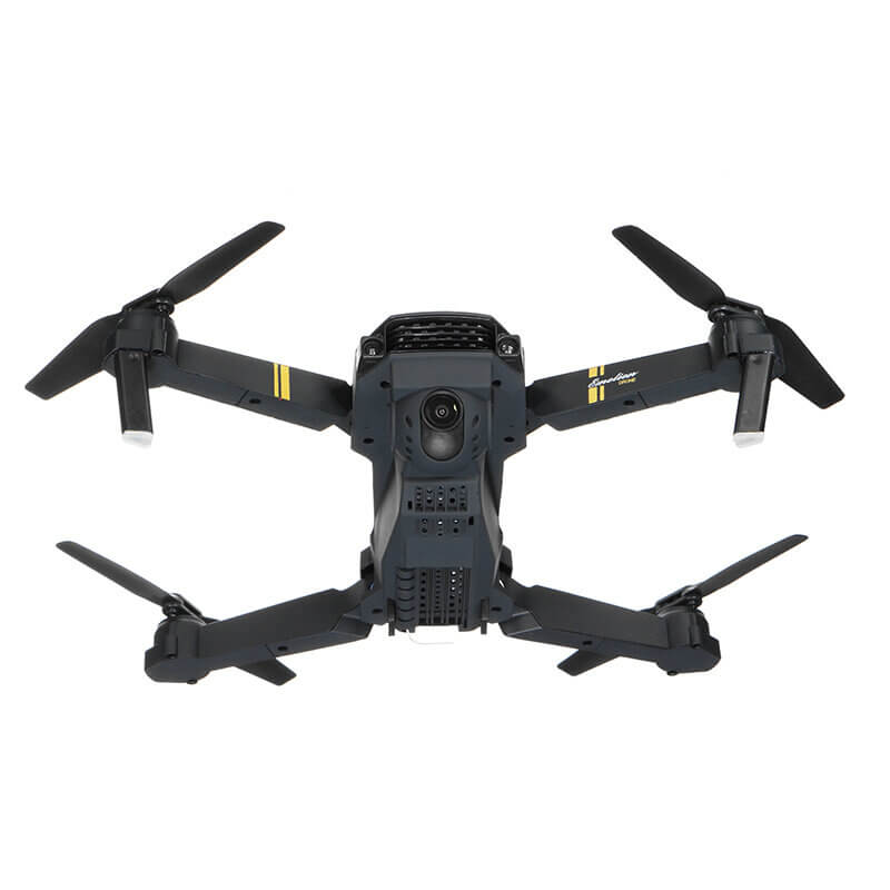 Eachine E58 Black Foldable Drone with Wide Angle 720P/1080P HD Camera
