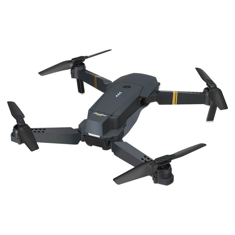 Eachine E58 Black Foldable Drone with Wide Angle 720P/1080P HD Live Camera