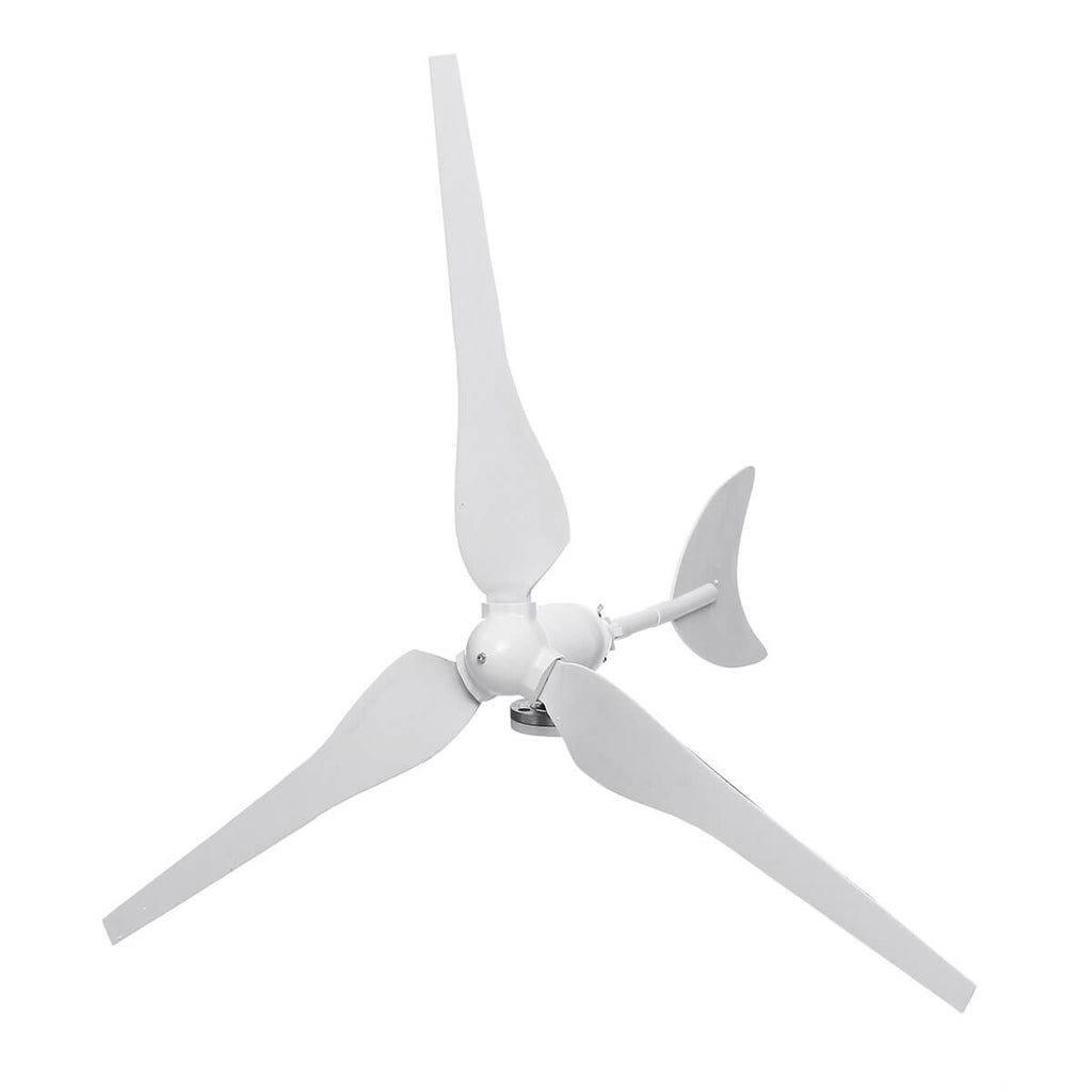 BladeEnergy™ Wind Turbine Generator for Home Front View