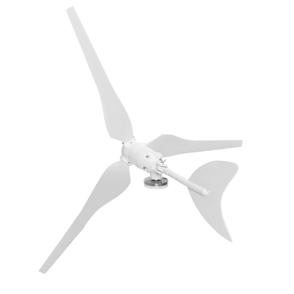 BladeEnergy™ Wind Turbine Generator for Home Rear View
