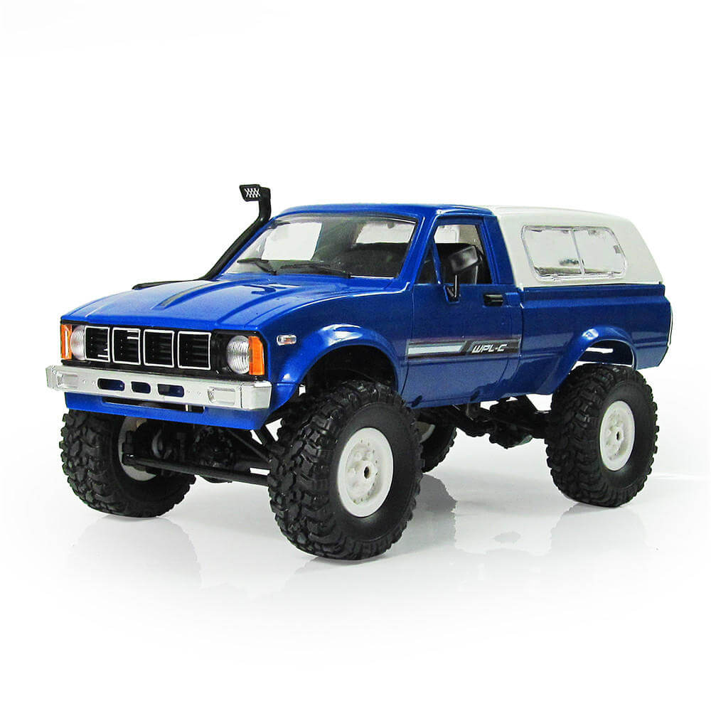 RcMind™ Off-Road Crawler RC Truck Kit