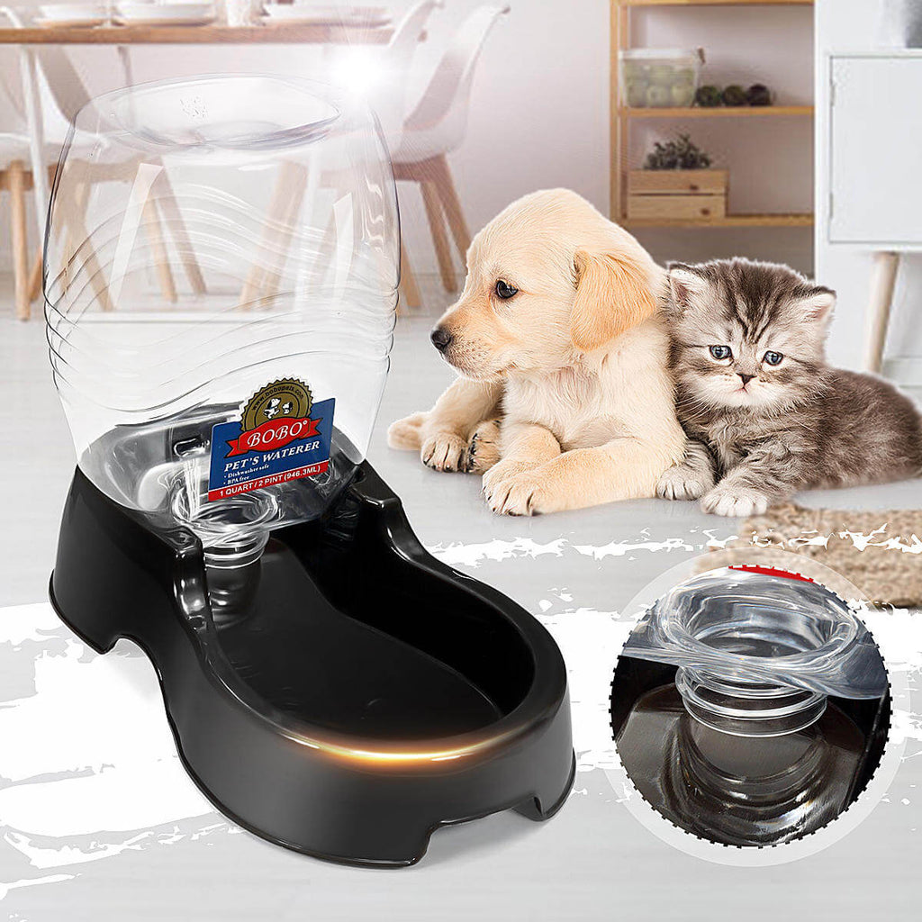 BossPet™ Automatic Water Dispenser for Cats, Dogs, Rabbit, and Other Pets
