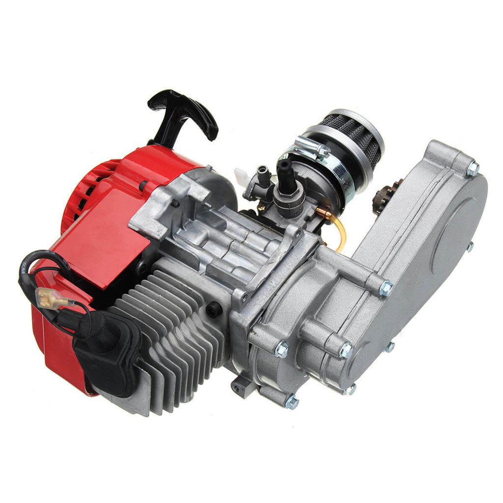 DirtMoto™ 2 Stroke Engine with Transmission for Mini Moto