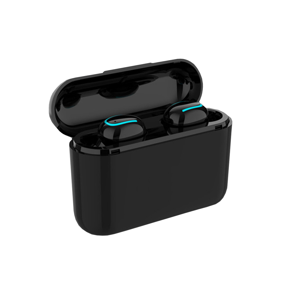 INSMA™ Waterproof Wireless Earbuds with Noise Cancelling & Charger Bank