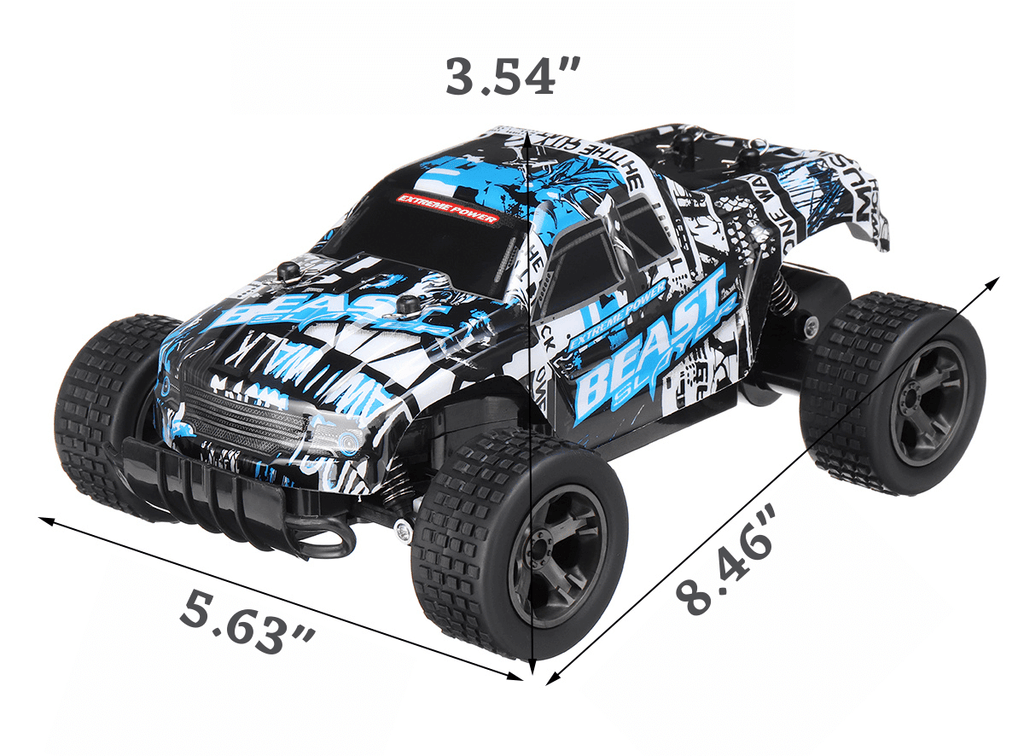KYAMRC™ High-Speed RC Car for Off-road Racing