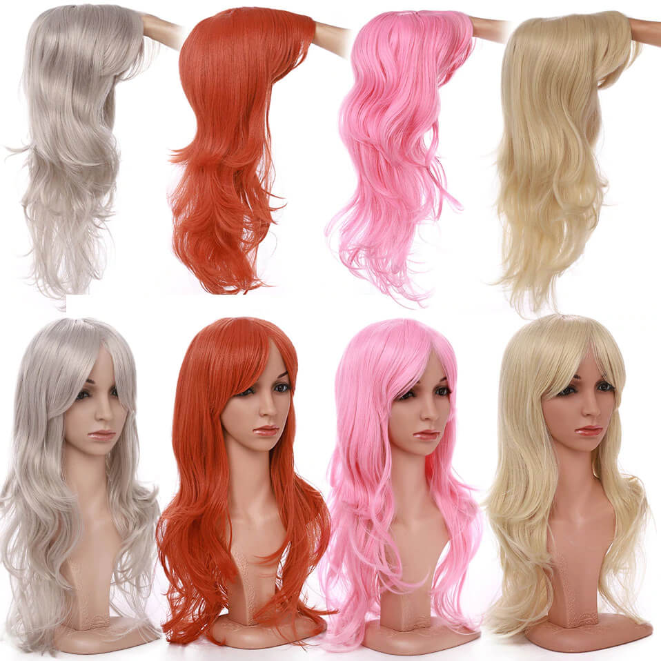 LuxDiva™ Loose Wave Synthetic Wig for Cosplay