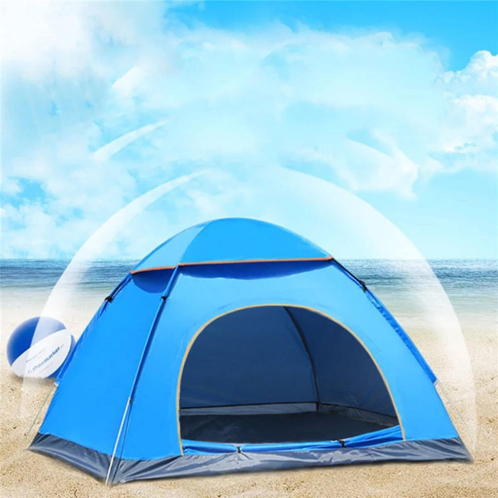 Outdoorz™ Automatic Camping Tent for Outdoor, Travel, and Hiking with UV