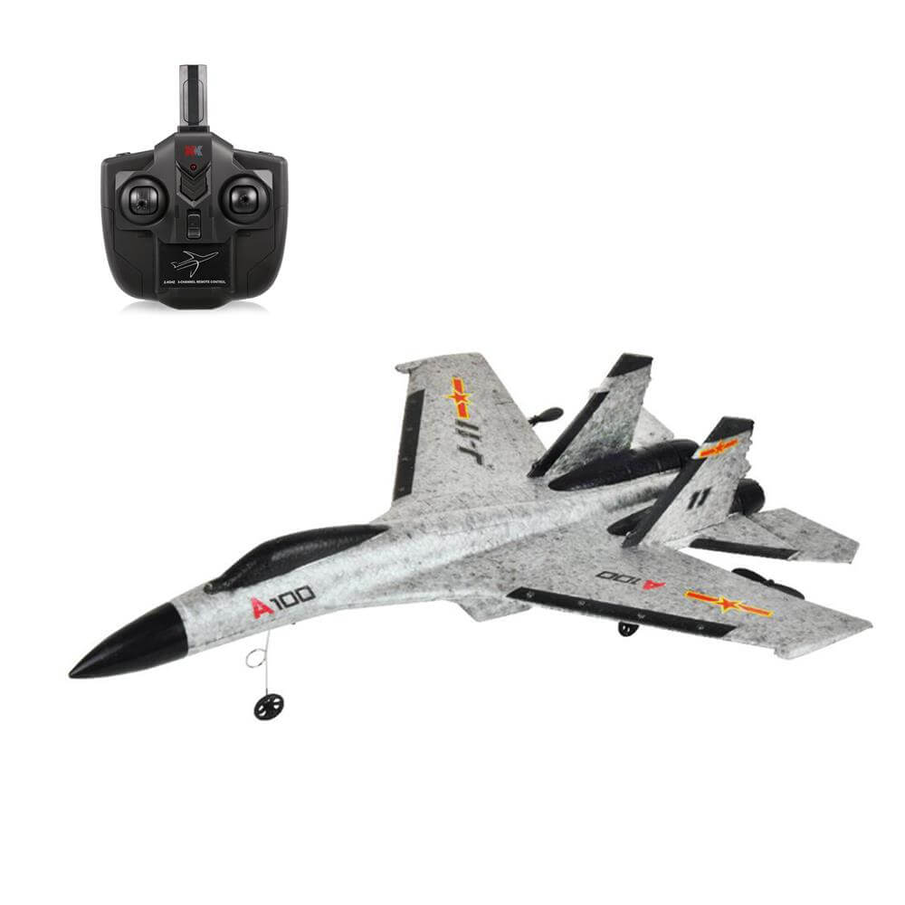 "RCMind™ RC Airplane with Wingspan 13.40"" and 2.4G 3CH"