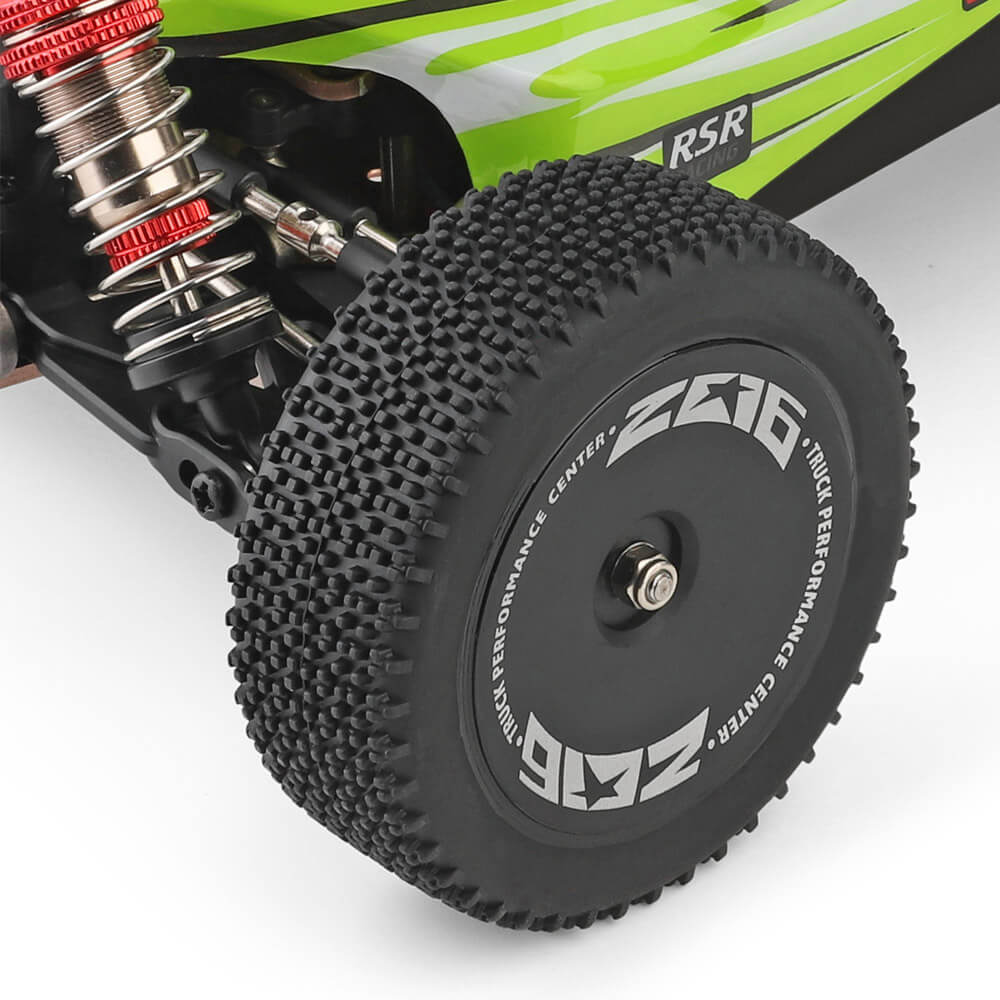 RCmind™ RC car with High-Speed 4WD for Off-Road Wheel