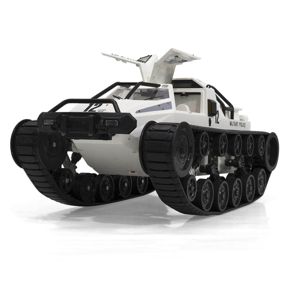 RcMind™ Remote Control Tank Car