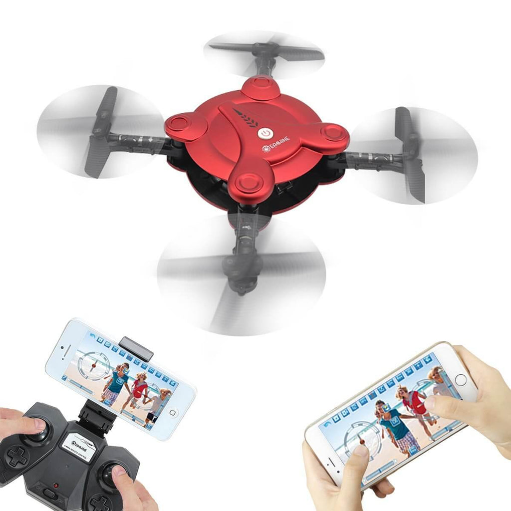 Bargainova™ Foldable Mini Drone with HD Camera and Remote control