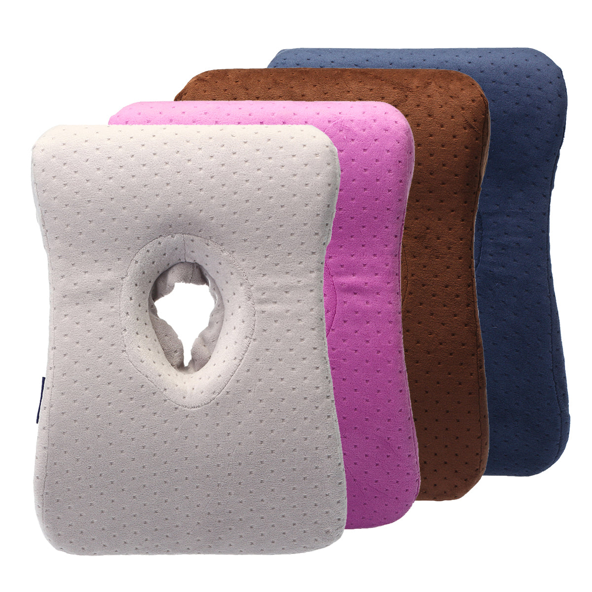 RelaxGel™ Memory Foam Face Down Pillow