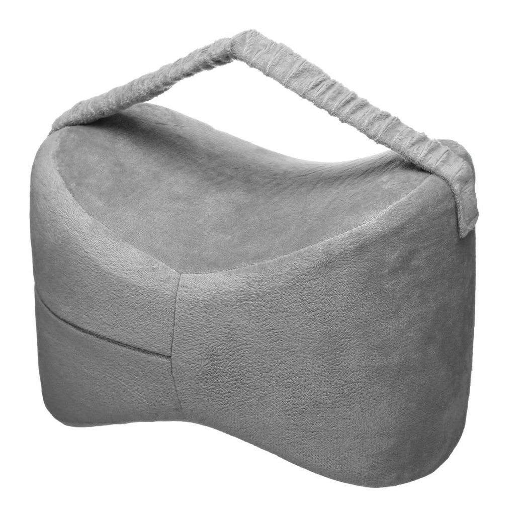RelaxGel™ Knee Pillow with Memory Foam Wedge for Legs