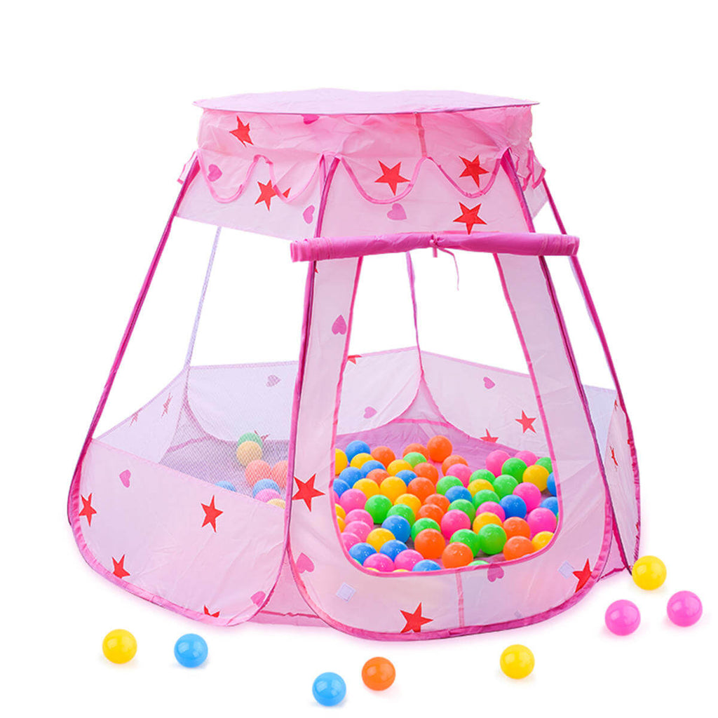 TentRus™ Tent and Ball Pit for Baby, Toddlers, or Kids