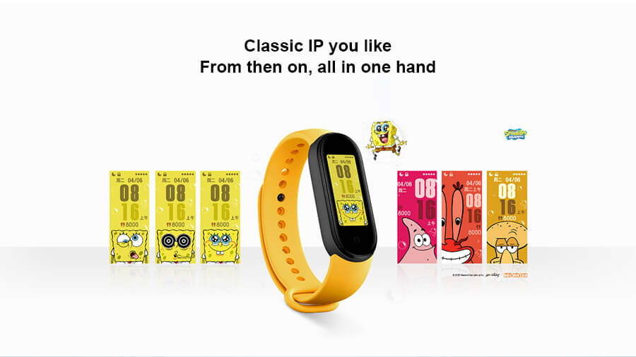 Xiaomi Mi band 5 Smart Watch Classic IP| Bargainova™
