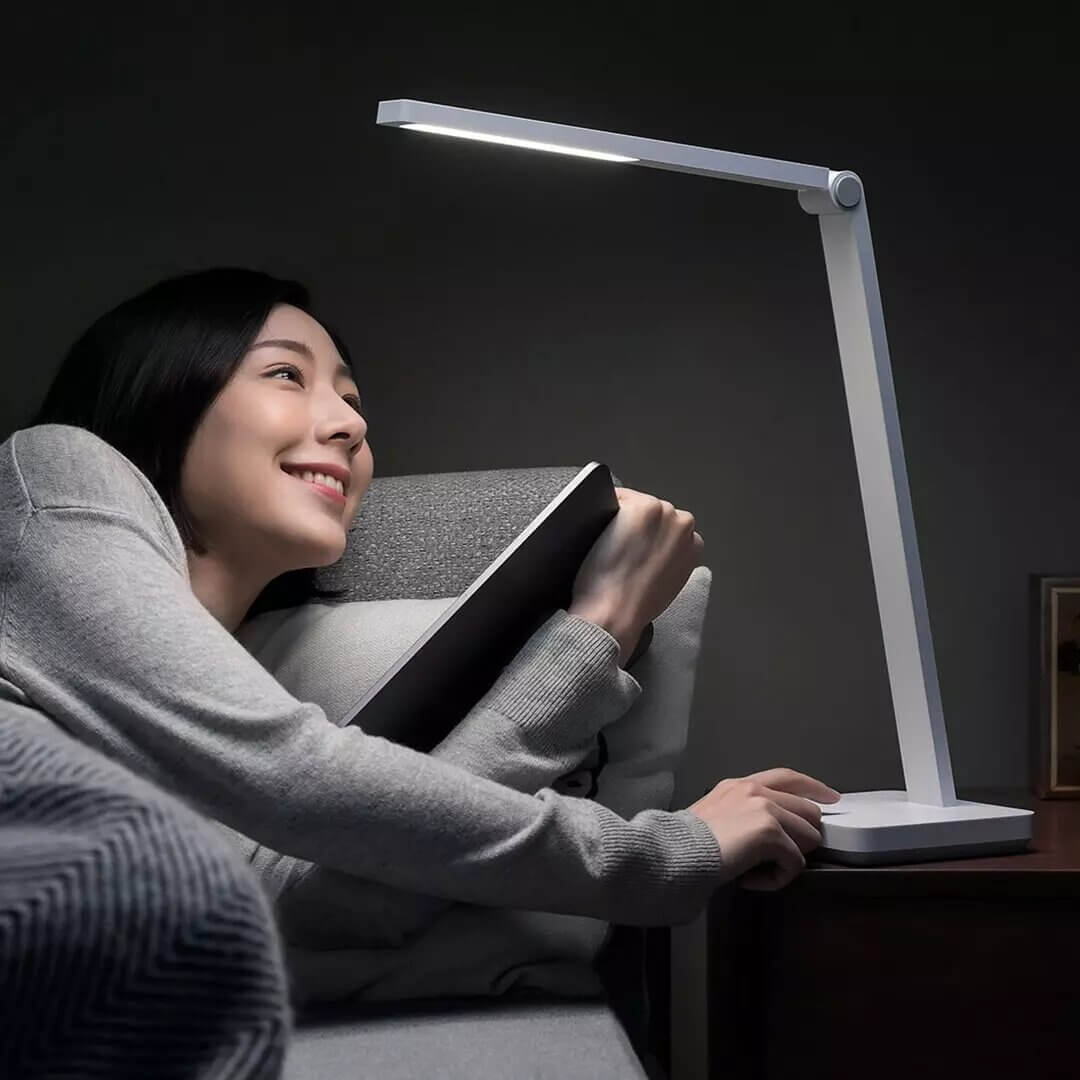Xiaomi™ Modern Table Light for Desk, Nightstand, or Bedside Lamp