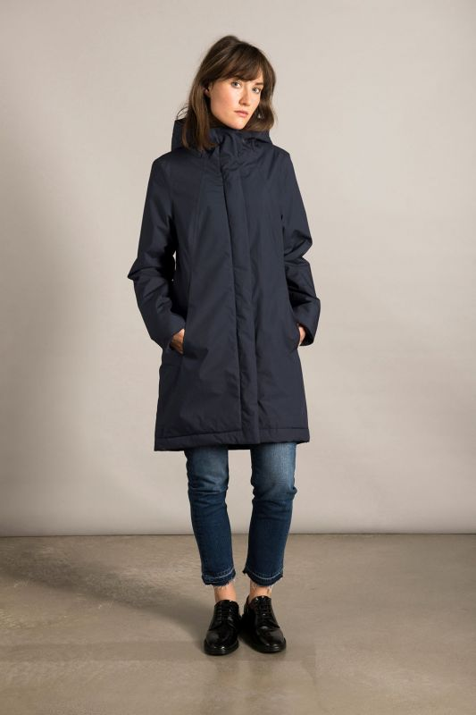 LangerChen Women Coat - Ariza (midnight)- €249.00 -20%