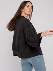 Women Summer Jacket black - ERDBÄR #Worldchanger