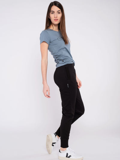 revolutionary Women Sweatpant black - ERDBÄR #Worldchanger