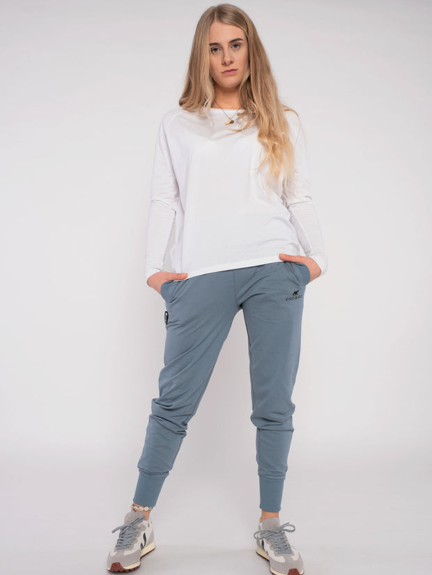 revolutionary Women Sweatpant blue - ERDBÄR #Worldchanger
