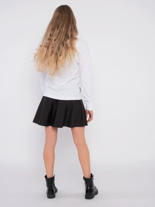 Unique Women Skirt Black - ERDBÄR #Worldchanger
