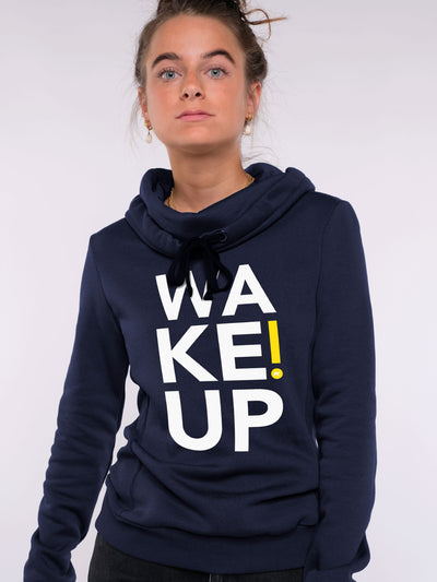 Women Sweater - WAKE UP!
