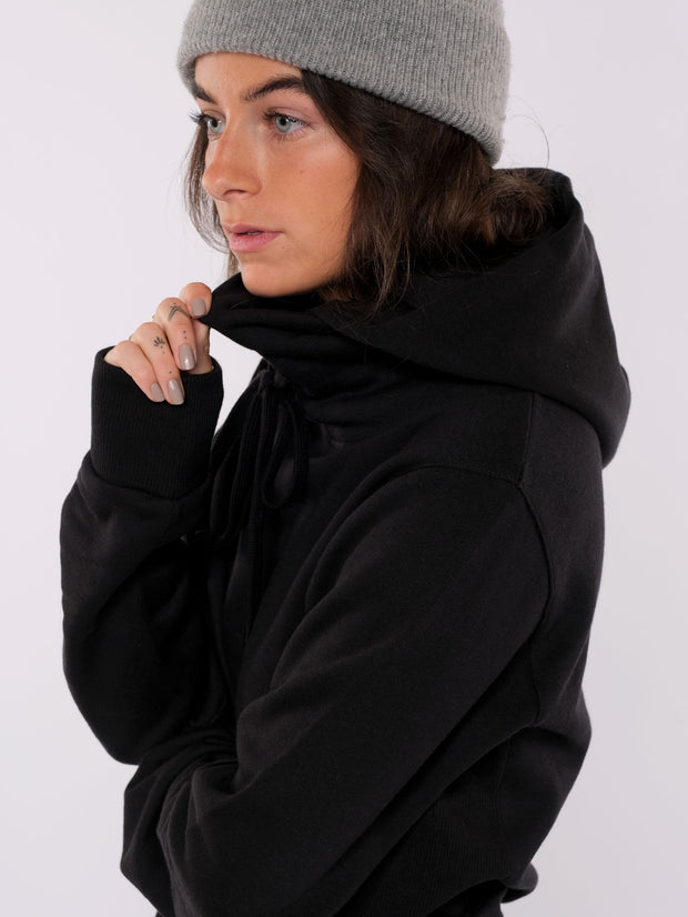 Damen Pullover (schwarz) - WAKE UP! Style
