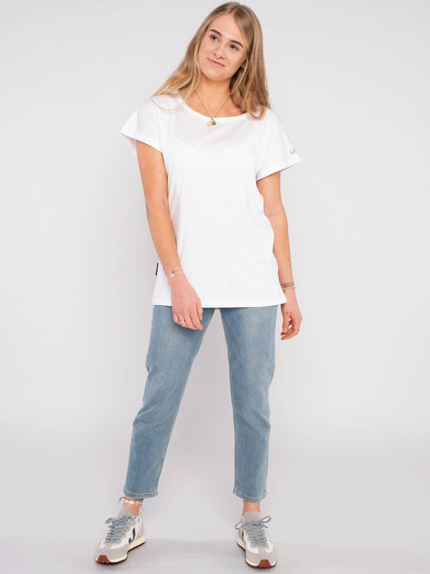 Women T-Shirt (loose and trendy) - ERDBÄR #Worldchanger