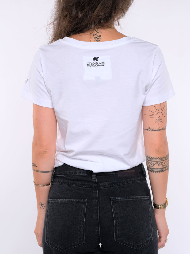 Women T-Shirt - All You Need Is Less