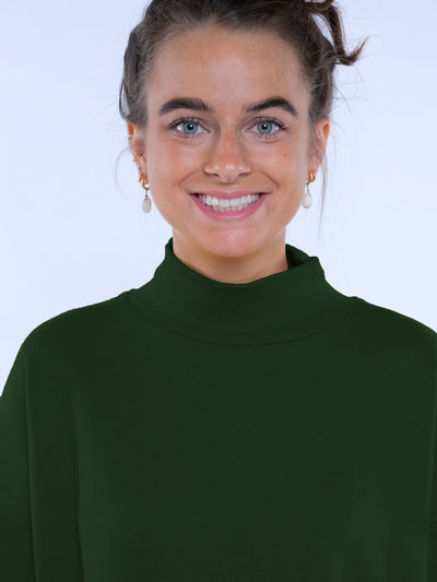 Cozy Women Sweater (green)