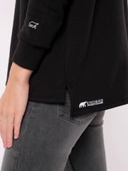 Cozy Women Sweater (black)