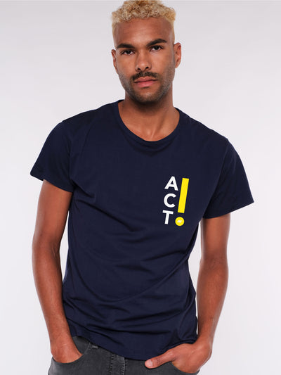 Herren T-Shirt - Rebels - ACT!
