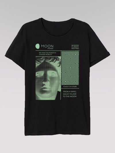 Men T-Shirt - Movement (black)