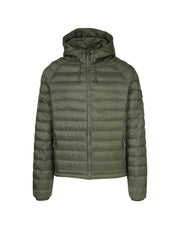 Knowledge Cotton Apparel Men Jacket - Ecoactive Light (olive) - €199.95 -30%